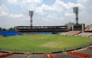 Стадион для игры в крикет в Дели