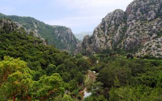 Природа Турции