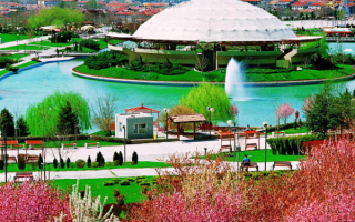 Столица Турции Анкара