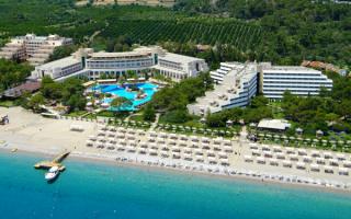 Отель Rixos Tekirova 5, Турция, Кемер