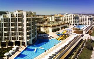 Отель Royal Atlantis Resort & Spa 5 Турция Сиде