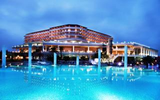Отель Starlight Convention Center Thalasso & Spa 5 Турция Сиде