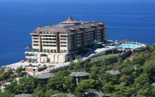 Отель Utopia World 5, Алания, Турция