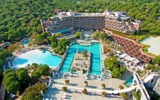 Отель Xanadu Resort 5, Белек, Турция.