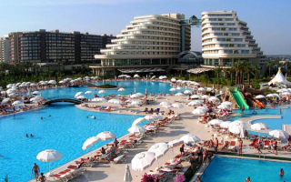 Турция, Анталия, отель Fortuna Paloma 5