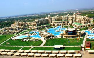 Турция, Белек, Spice Hotel & Spa 5
