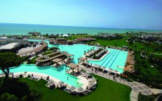 Турция, Белек, отель Ela Quality Resort 5