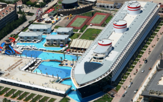 Турция, Кемер, Queen Elizabeth Elite Suite Hotel & Spa 5