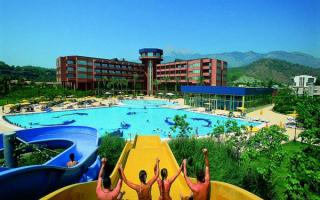 Турция, Кемер, Simena Park Hotel 4