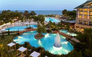 Турция, Кемер, VOGUE HOTEL AVANTGARDE 5