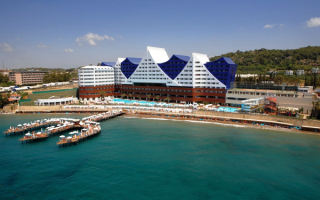 Турция, Конаклы, отель Vikingen Quality Resort and SPA 5