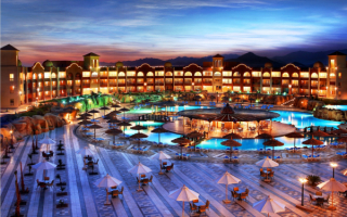 Египет, Шарм-Эль-Шейх, отель Sunrise Tirana Aqua Park Resort 5