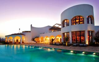 Египет, Шарм-Эль-Шейх, отель REEF OASIS BLUE BAY RESORT 5