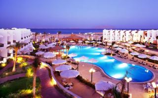 Египет, Шарм-Эль-Шейх, отель Sol Sharm 4