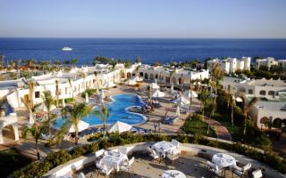 Египет, Шарм-Эль-Шейх, отель Sunrise Diamond Beach 5