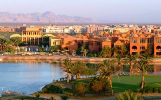 Египет, Эль Гуна, Отель Steigenberger Golf Resort 5