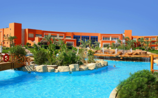 Отель AMWAJ OYOUN HOTEL & RESORT 5 Шарм-Эль-Шейх