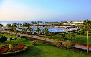 Отель BARON DELUXE RESORT 5. Египет, Шарм-Эль-Шейх