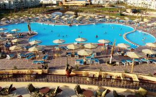 Отель Dana Beach Resort 5, Хургада