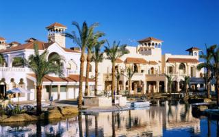 Отель Intercontinental Garden Reef Resort 5. Шарм-Эль-Шейх
