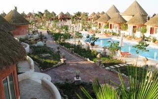 Отель Laguna Vista Garden Resort 4 , Шарм-эль-Шейх