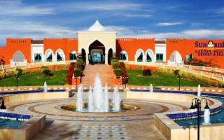 Отель Sunrise Garden Beach 5 , Хургада. Египет