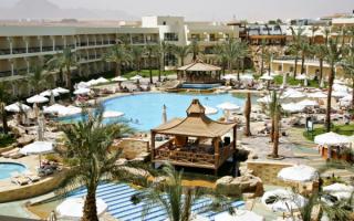 Отель Three Corners Kiroseiz 5 Шарм-эль-Шейх Египет