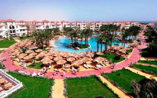 Отель TROPICANA AZUR CLUB 4 Шарм-Эль-Шейх