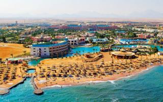 Хургада, отель Al Mas Palace 5