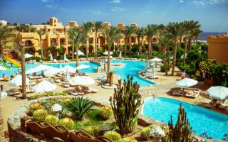 Шарм-Эль-Шейх. Отель Rehana Sharm Resort 4