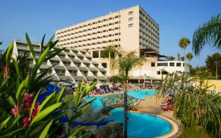 Кипр, Лимассол, отель ST. RAPHAEL 5