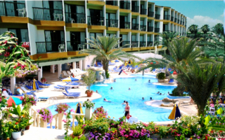 Кипр, Пафос, AVLIDA HOTEL 4