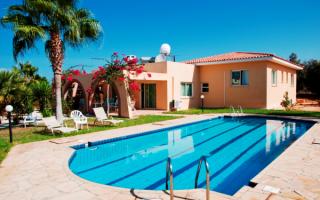Кипр, Пафос, вилла отеля Atlantica Golden Beach