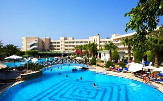 Кипр, Пафос, отель ALOE 4