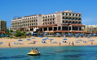 Кипр, Протарас, Constantinos Great Beach 5