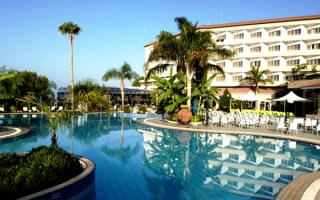 Отель Atlantica Bay-4. Кипр, Лимассол