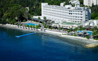 Отель ATLANTICA MIRAMARE BEACH 4. Кипр, Лимассол