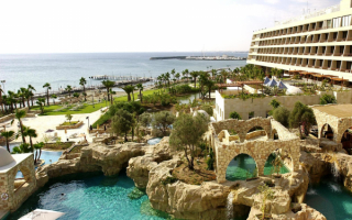 Отель Le Meridien Limassol SPA & Resort 5 Лимассол, Кипр