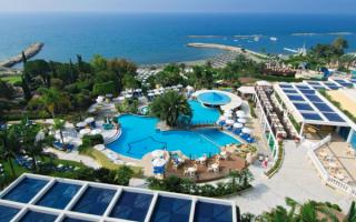 Отель Mediterranean Beach 4. Кипр, Лимассол
