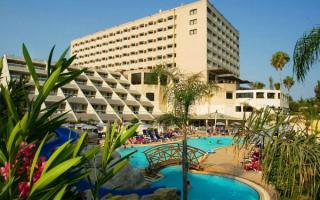 Отель ST. RAPHAEL 5, Кипр, Лимассол