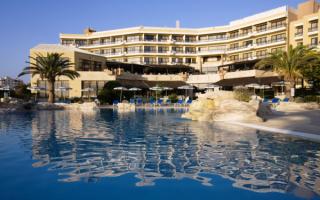 Отель VENUS BEACH HOTEL 5. Кипр, Пафос
