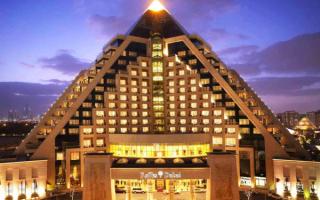 ОАЭ, Дубай - Raffles Dubai 5