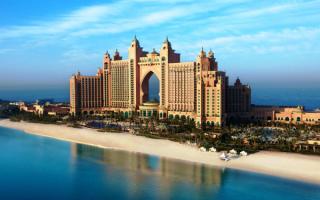 Отель Atlantis, The Palm 5 (Дубай, Объединенные Арабские Эмираты)