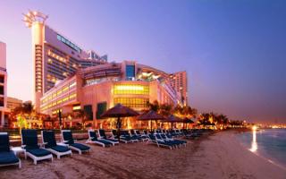 Отель Beach Rotana 5. Абу Даби, ОАЭ