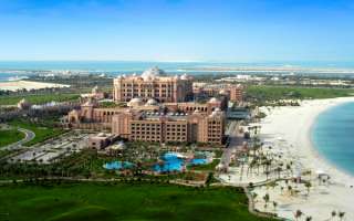 Отель Emirates Palace 5, Абу-Даби, ОАЭ