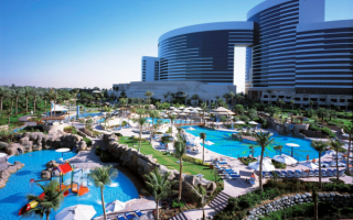 Отель Grand Hyatt Dubai 5