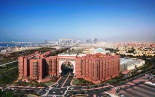Отель IBN Battuta Gate 5, Дубай, ОАЭ