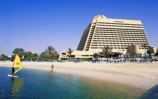 Отель Radisson Blu Resort Sharjah 5. ОАЭ, Шарджа