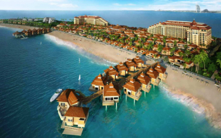 Отель The Royal Amwaj Resort & Spa 5. ОАЭ. Джумейра