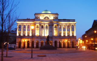 Дворец Сташица в Варшаве